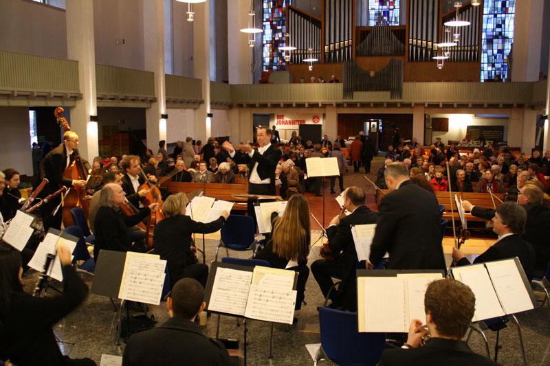 Benefizkonzert - Kurpfälzische Kammerorchester (KKO)
