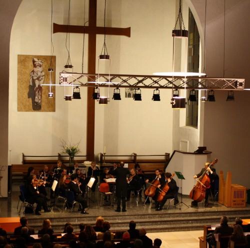 Vesperkirche Kammerorchester